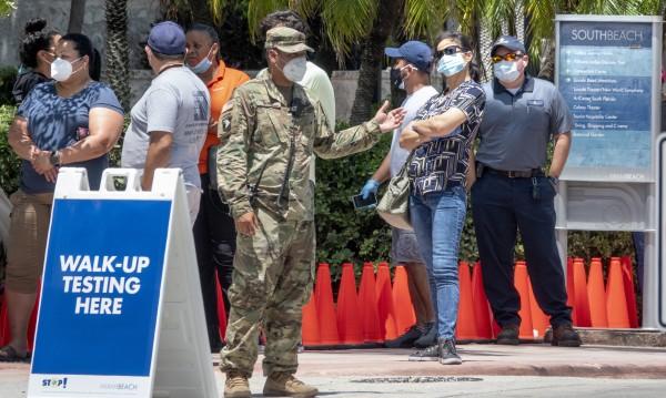 Антирекорд в САЩ - 52 000 заразени с коронавирус за ден