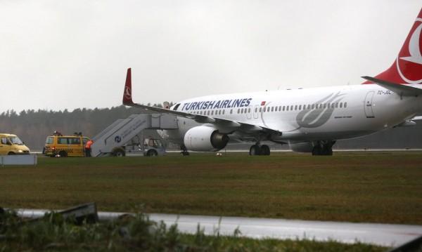 Турските авиолинии възобновиха полетите си до България