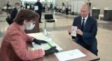78% от руснаците решиха: Путин може да остане на власт до 2036 г.