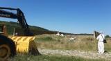 Отпадъците край Червен бряг били внос от Румъния и Словакия