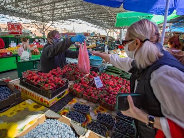 През юни световните цени на храните се повишиха на месечна