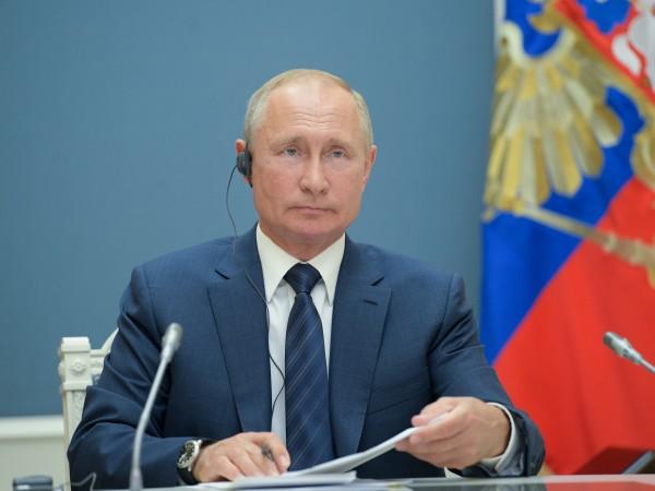 Руският президент Владимир Путин благодари днес на своите сънародници за
