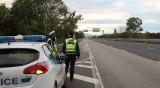 """Катастрофа ограничава движението на """"Тракия"""" в посока Бургас"""