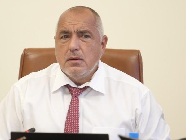 Премиерът Бойко Борисов смята, че не е укорима комуникацията на