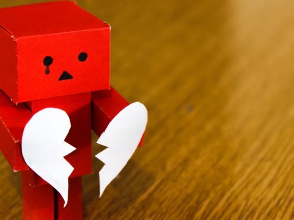 Болката от разбитото сърце е по-силна, докато сте млади. И