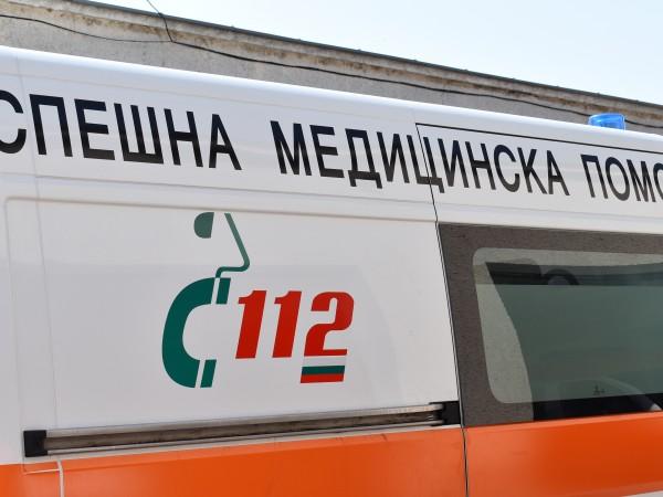 Лекар от Центъра за спешна медицинска помощ в София е