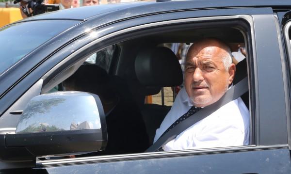 Борисов до Каракачанов при Спецсилите в Пловдив