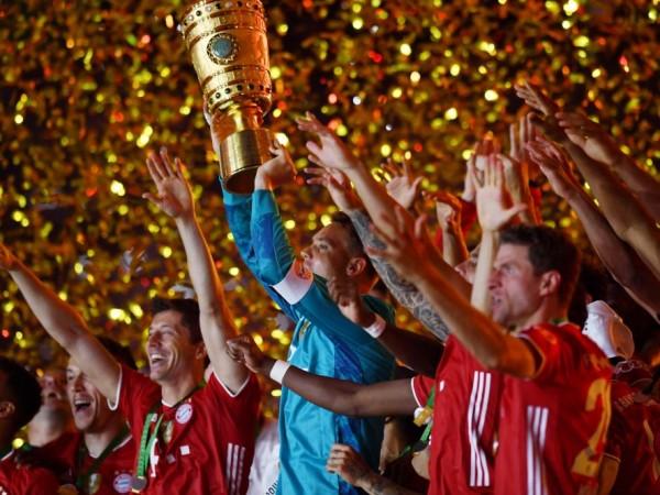 Байерн Мюнхен спечели Купата на Германия за втори пореден и