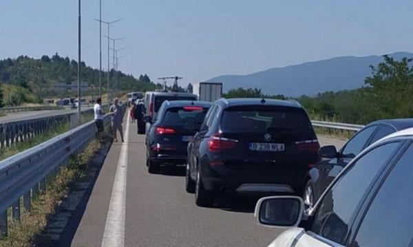 """Трафикът през """"Кулата"""" към Гърция е нормален, поне засега"""