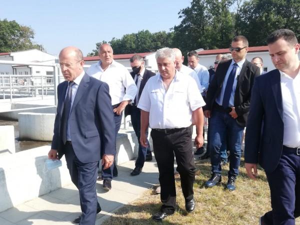 """""""Огромна пречиствателна станция на общините Китен и Приморско - има"""