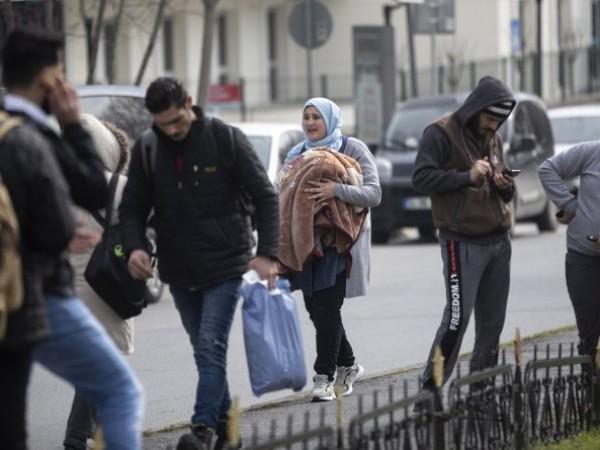 Над 50 нелегални мигранти, влезли на територията на България, и