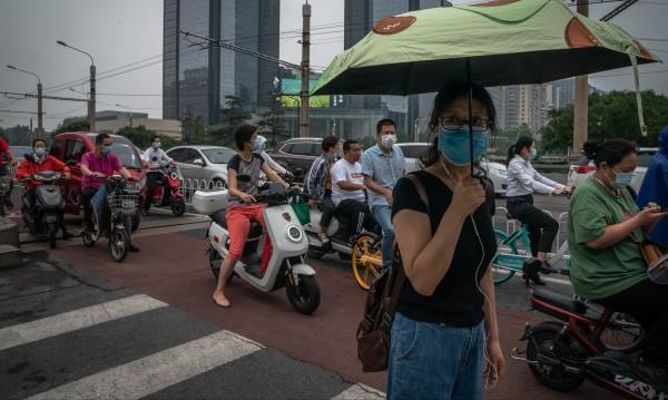 Осем нови случая на COVID-19 в континентален Китай за денонощието