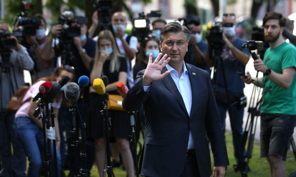 Консерваторите печелят парламентарните избори в Хърватия