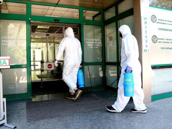 Нови 63 случая на коронавирус са регистрирани през последното денонощие