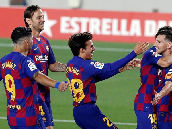 Барселона убедително победи Виляреал с 4:1 в двубой от 34-ия