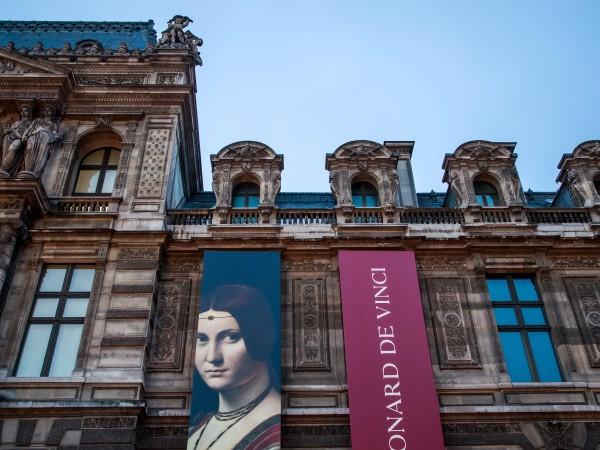 Парижкият музей Лувър отново отваря врати за посетители от днес.