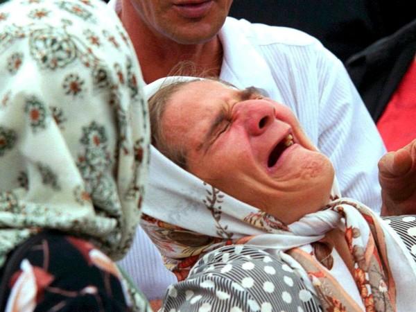 През последните девет години, докато Балканите отбелязват годишнината от клането