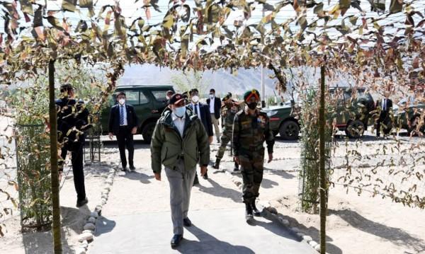 Индия и Китай се споразумяха да не нарушават границата си