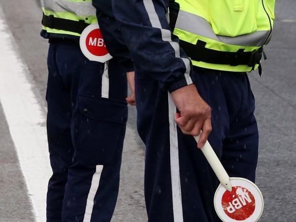 Пиян водач с 2,68 промила алкохол е установен от полицейски