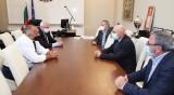 Борисов обсъди с Щаба проучването за лекарство за вируса