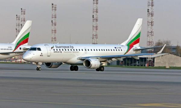 """""""България Еър"""" добавя допълнителни честоти на полетите си до Амстердам, Атина, Цюрих, Берлин и Франкфурт"""