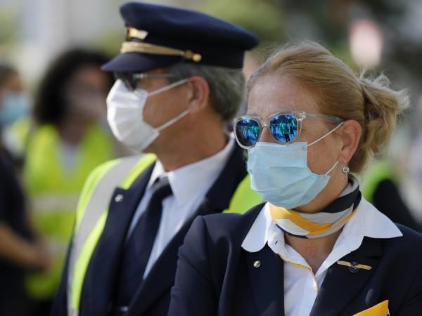 """""""Луфтханза"""" (Lufthansa) заяви във вторник, че ще намали ръководните позиции"""
