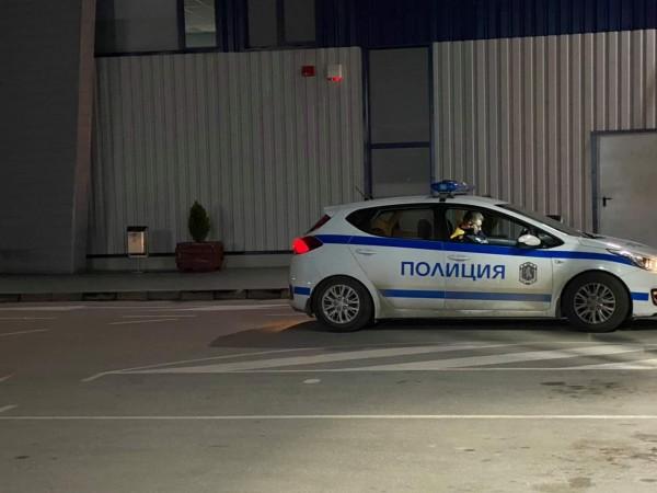 Вчера около 06:00 часа до полицията във Варна е получен