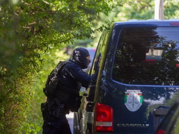 Апелативният специализиран наказателен съд остави в ареста двамата висши антимафиоти