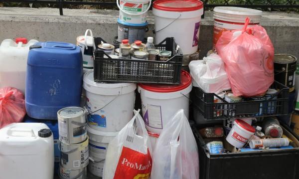 """Отварят пункт за опасни отпадъци в столичните райони """"Искър"""" и """"Панчарево"""""""