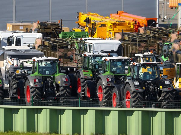 Германският износ ще намалее с 15% през тази година поради