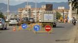 Авария на водопровод предизвика километрично задръстване в София