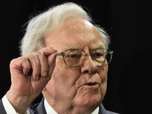 """Изпълнителният директор на инвестиционния фонд """"Бъркшър Хатауей"""" (Berkshire Hathaway) и"""