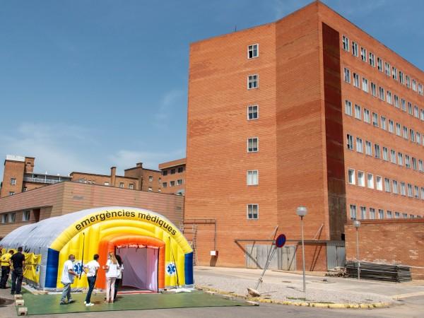 Властите в испанската автономна област Каталуния въведоха от утре, 9