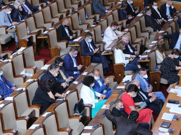 Депутатите днес ще разгледат на първо четене промените в Закона