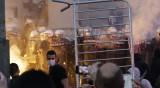 Втора вечер на протести и размирици в Сърбия