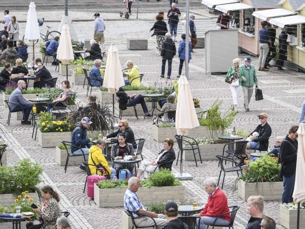 Финландия съобщи, че от 13 юли отваря границите си туристи
