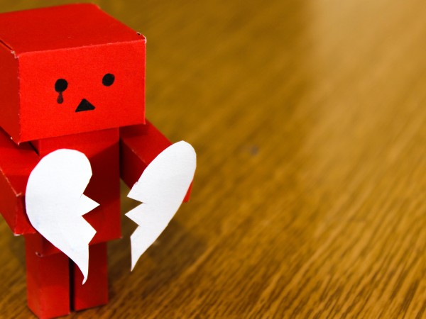 Разделите са трудни за всеки, особено ако връзката е била