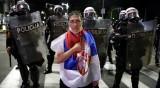 Сърбия се отказа от въвеждането на полицейски час