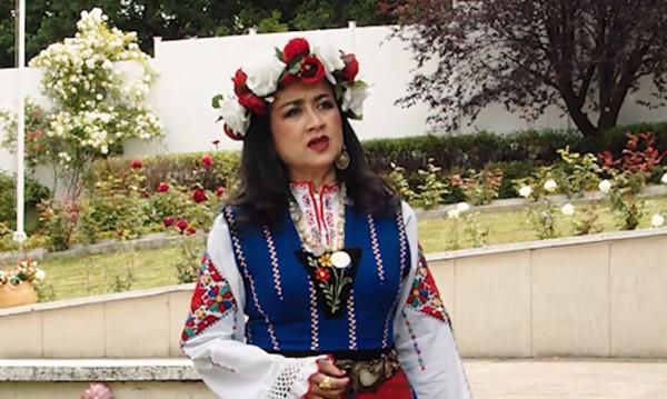 """Посланикът на Индонезия в България се сбогува с """"Я, кажи ми, облаче ле, бяло"""""""