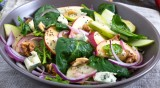 Рецептата Dnes: Спаначена салата с фета