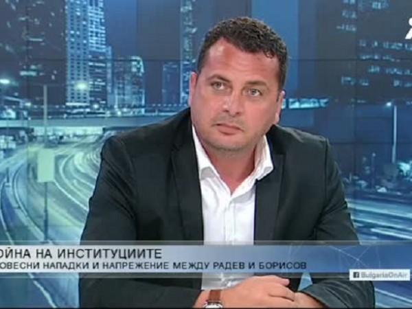 """Депутатът от БСП Иван Ченчев заяви пред """"Денят ON AIR"""","""