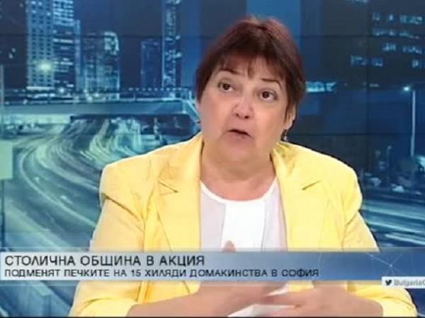 Проект за чистотата на въздуха в София ще получи финансиране