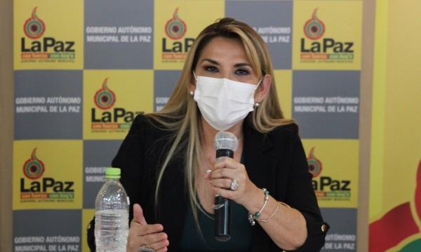 Президентката на Боливия също с положителна проба за COVID-19