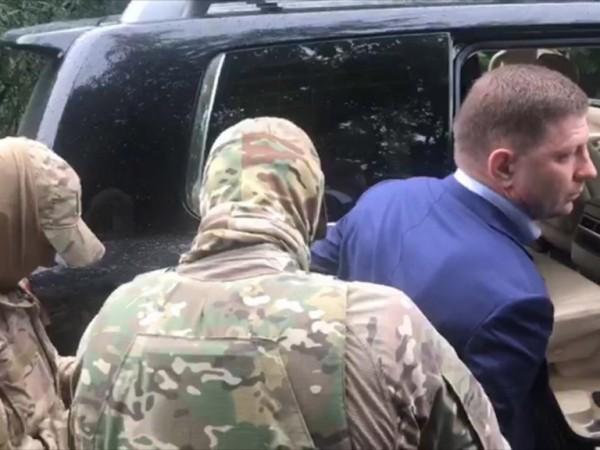 Губернаторът на Хабаровския край в Русия Сергей Фургал е арестуван