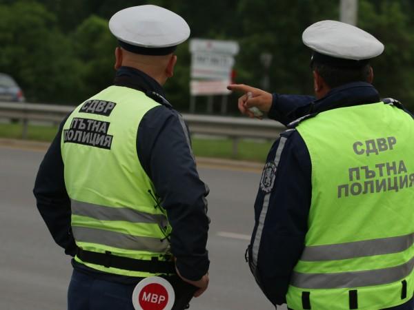 """""""Пътна полиция"""" започва операция от 10-и юли по установяване на"""