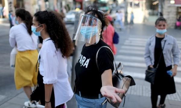 Израел връща карантината в отделни райони на 5 града