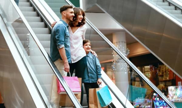 6 стъпки да се предпазите от заразяване в мола