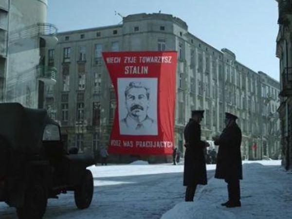 Известният художник-авангардист Владислав Стржемински е главният герой в последния филм,