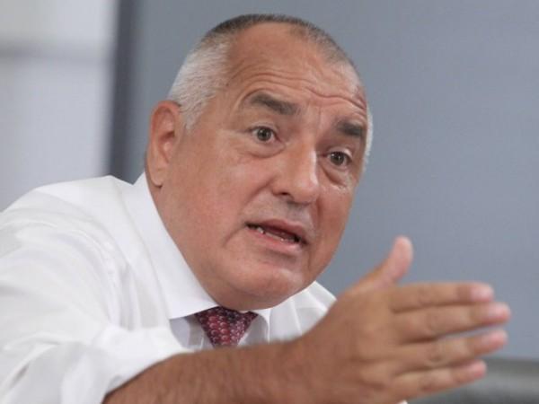 Премиерът Бойко Борисов заяви, че излиза, че правителството брани имот