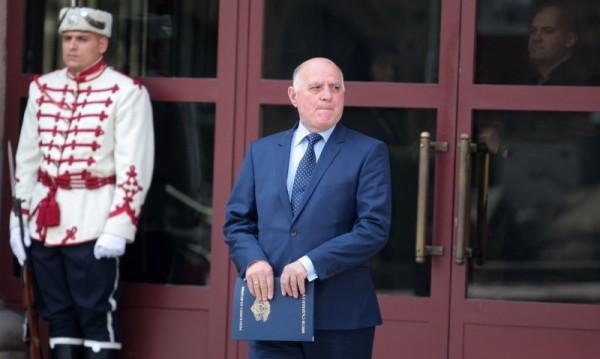 ВСС поиска среща с президента Румен Радев